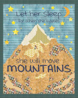 Let Her Sleep Quilt