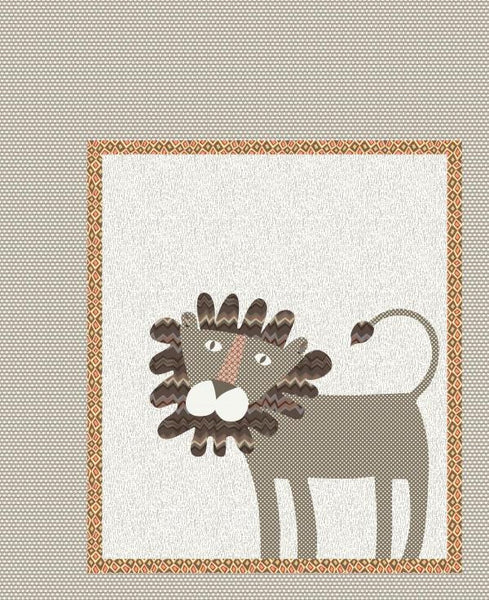 Roaring Good Times - Leo the Lion Quilt