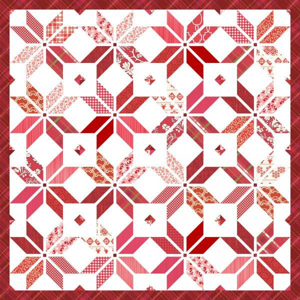 Summer Breeze Quilt - Custom Quilts by Stitched