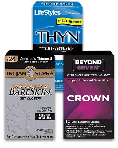 Buy Thin Condoms
