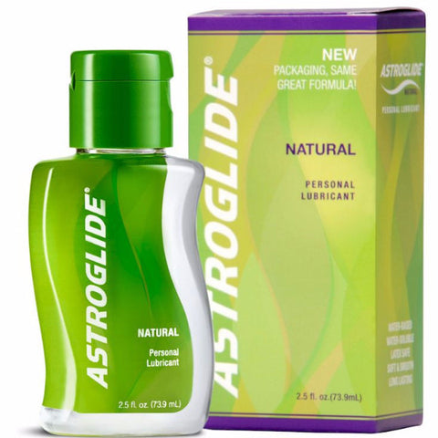 Astroglide Natural Lube - Allcondoms.com