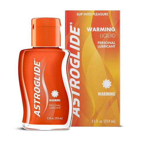 Astroglide Warming Lubricant - Allcondoms.com