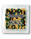 Camouflage Condoms | Camo Condoms - Allcondoms.com