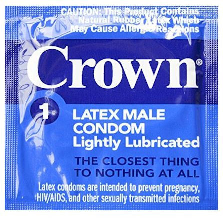 Crown Skinless Condoms | Okamoto Brand - Allcondoms.com