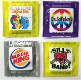 Labeled Brand Name Condoms - Allcondoms.com