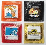 Labeled Condoms costom - Allcondoms.com