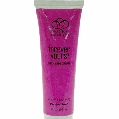Forever Yours Climax Control Creme - Allcondoms.com