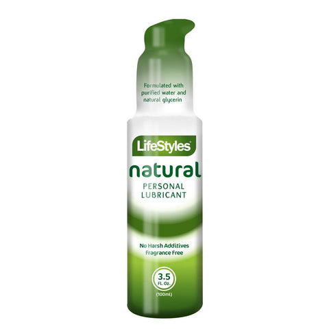 Natural Desire Lubricant - Allcondoms.com