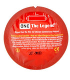 ONE Legend Condoms - Allcondoms.com