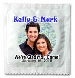 Wedding Reception Condoms