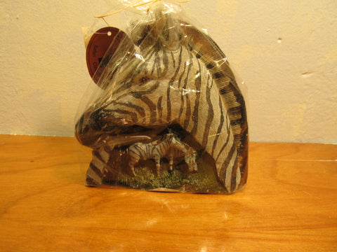 Made in China Zebra Candle made of Wax