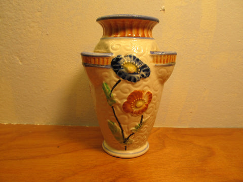 Made in Japan Three Pocket Vase