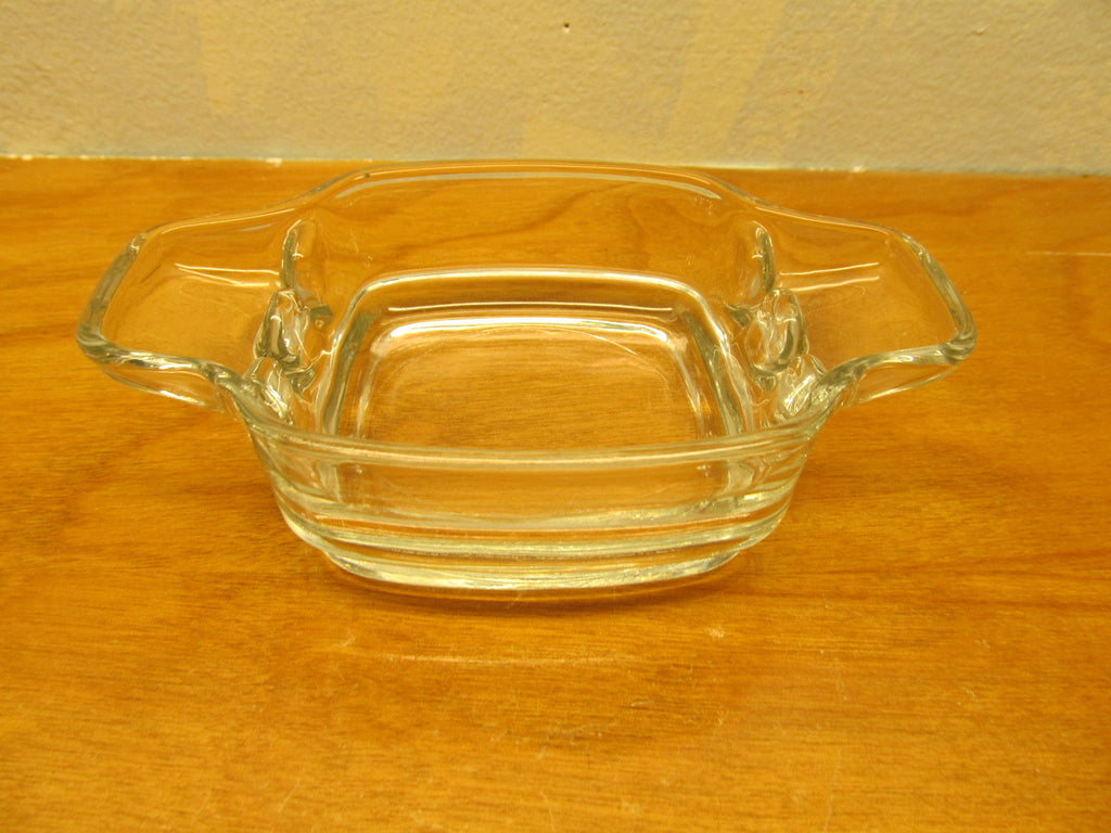 VINTAGE GLASS ASHTRAY - Andres James Vintage Boutique - 1