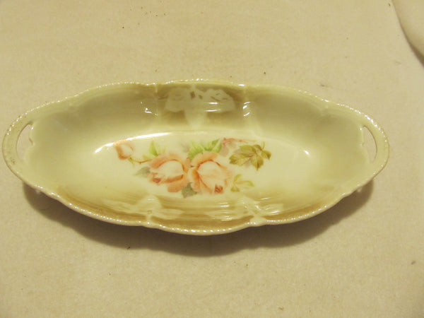VINTAGE RELISH DISH MADE IN GERMANY - Andres James Vintage Boutique - 1