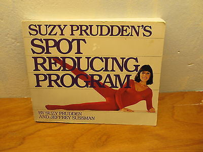 BOOK FOR SPOT REDUCING PUBLISHED IN 1979 - Andres James Vintage Boutique