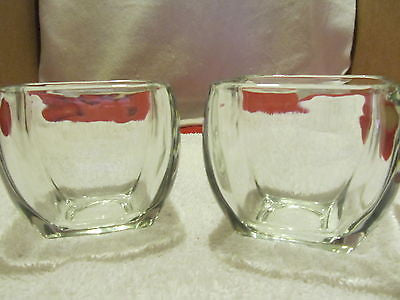 MADE BY LIBBY SET OF VOTIVE CANDLE HOLDERS BEAUTIFUL - Andres James Vintage Boutique