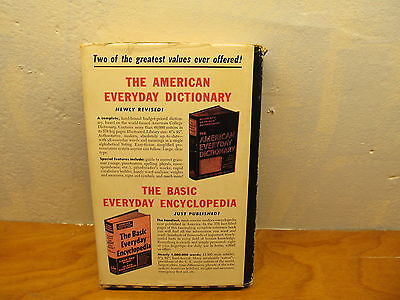 VINTAGE THE AMERICAN EVERYDAY COOK BOOK COPYRIGHT 1955 - Andres James Vintage Boutique - 2