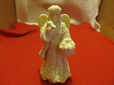 MADE IN CHINA ANGEL FIGURINE - Andres James Vintage Boutique