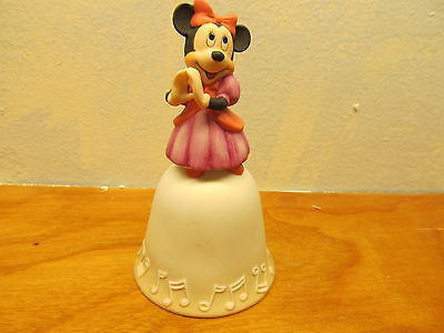 MINNIE MOUSE AND WALT DISNEYLAND BELL - Andres James Vintage Boutique