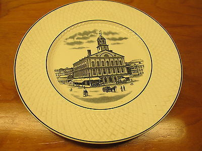 SPODE'S MANSARD VINTAGE DECORATIVE HISTORIC PLATES - Andres James Vintage Boutique - 1