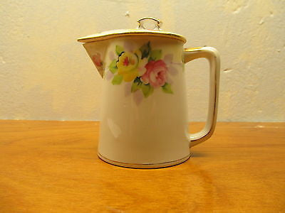 VINTAGE NIPPON CREAMER WITH LID - Andres James Vintage Boutique - 1