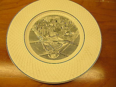 SPODE'S MANSARD VINTAGE DECORATIVE HISTORIC PLATES - Andres James Vintage Boutique - 5