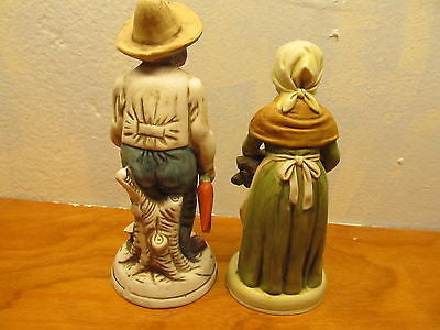 VINTAGE FRENCH COUNTRY COUPLE WITH NO TAGS BOTH IN EXCELLENT CONDITION - Andres James Vintage Boutique - 2