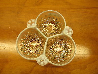 VINTAGE HOBNAIL CANDY,NUT,MINT DISH - Andres James Vintage Boutique - 4
