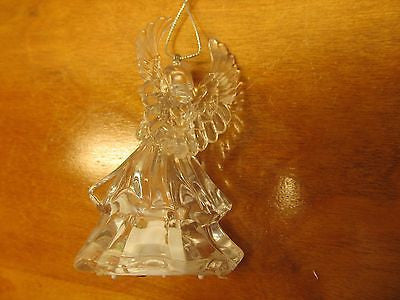 SMALL LIGHT UP ANGEL TREE ORNAMENT - Andres James Vintage Boutique - 3