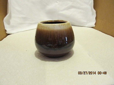 VINTAGE McCOY SUGAR BOWL WITH THE # 7020 - Andres James Vintage Boutique - 1