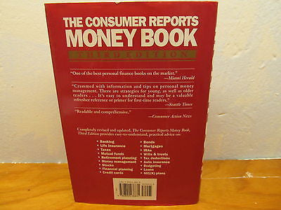 THIRD EDITION OF THE CONSUMERS UNION OF US INC. COPY WRITE 1997 - Andres James Vintage Boutique - 3