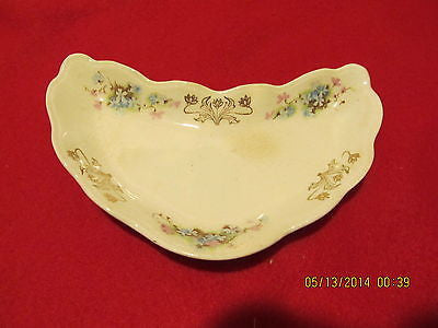 VINTAGE GLOBE CHINA BONE DISH - Andres James Vintage Boutique - 1