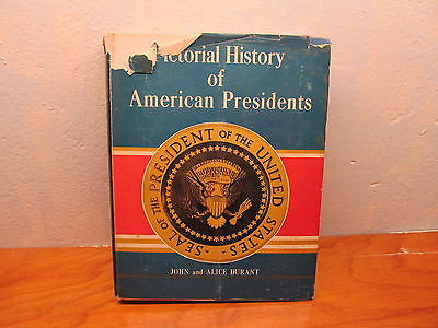 AMERICAN PRESIDENT BY A.S. BARNES PUBLISHED IN 1955 BOOK - Andres James Vintage Boutique