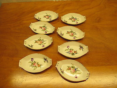 SET OF EIGHT VINTAGE NIPPON SALT DIPS - Andres James Vintage Boutique