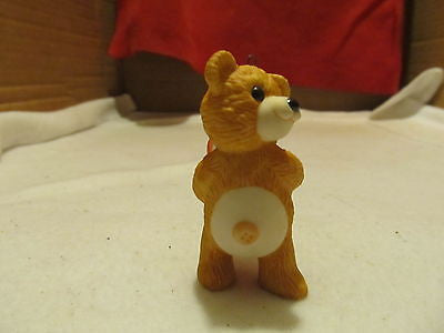 MINIATURE PORCELAIN BEAR ORNAMENT - Andres James Vintage Boutique