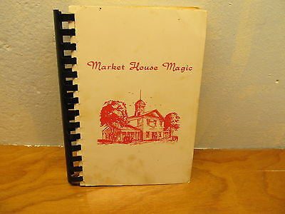VINTAGE MARKET HOUSE MAGIC COOK BOOK PUBLISHED IN 1963 - Andres James Vintage Boutique - 1