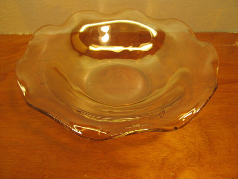 NICE FENTON FRUIT OR SALAD SERVING BOWL