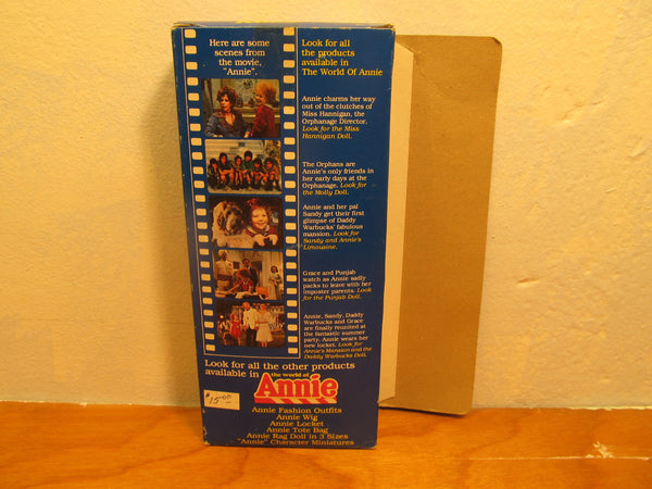 1982 Annie Doll still in Box