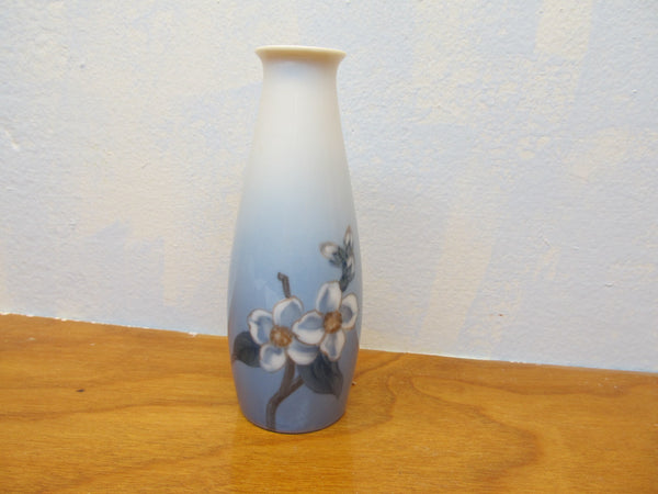 SMALL VINTAGE SIGNED CHINA VASE # 221-5126 e.c. FROM B&G COMPANY - Andres James Vintage Boutique - 1