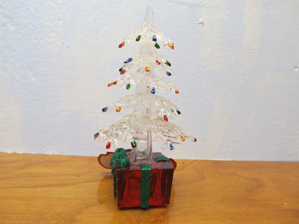 small light up christmas tree andres james vintage boutique