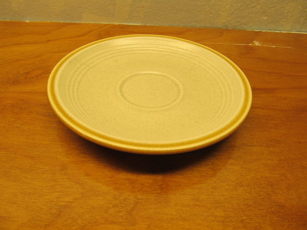 STONEWARE SAUCER HC1050 MADE IN JAPAN - Andres James Vintage Boutique - 1