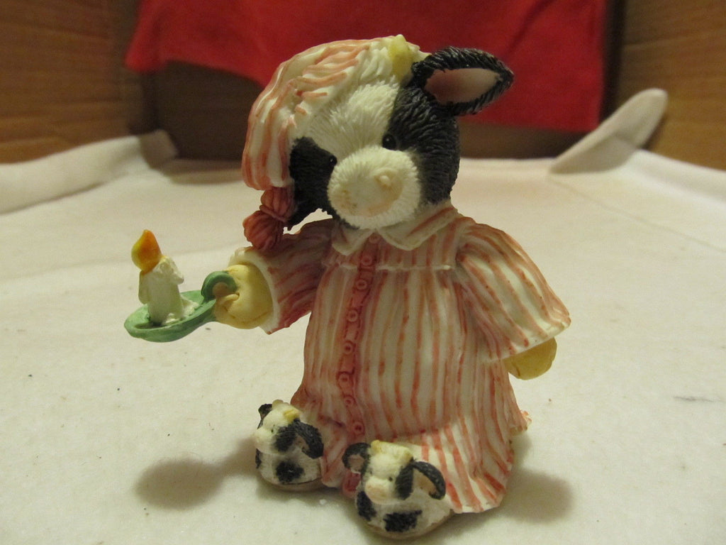 ENESCO ONCE UPON A MIDNIGHT STEER 1994 - Andres James Vintage Boutique