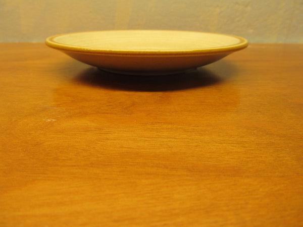 STONEWARE SAUCER HC1050 MADE IN JAPAN - Andres James Vintage Boutique - 2