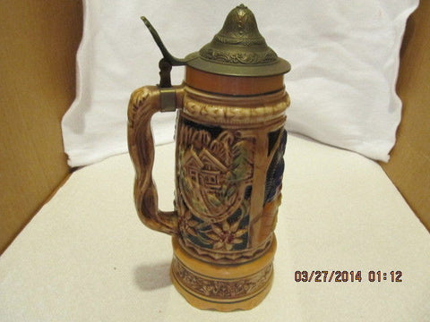 MADE IN JAPAN VINTAGE STEIN PLAYS MUSIC - Andres James Vintage Boutique