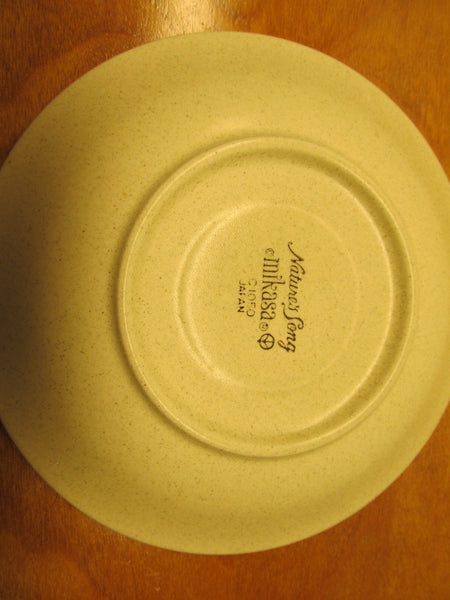 STONEWARE SAUCER HC1050 MADE IN JAPAN - Andres James Vintage Boutique - 3