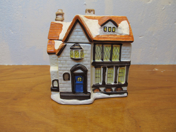 CIB COOKIE, BISCUIT OR CANDY JAR - Andres James Vintage Boutique