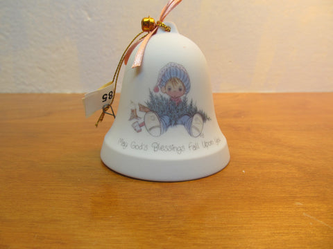 VINTAGE PRECIOUS MOMENTS BELL