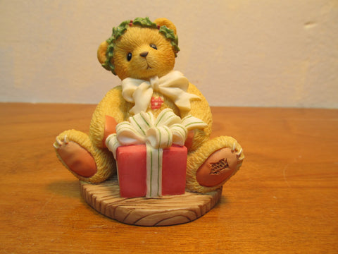 "CHERISHED TEDDIES ""MARGY"", FIGURINE # BII91275 - Andres James Vintage Boutique"