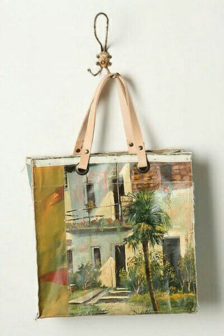 What Paint Works Best On Canvas Bags 003