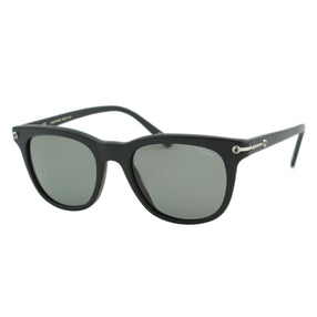 Chopard SUPERFAST SCH 192 703P Men Matte Black Polarized Wayfarer Sunglasses